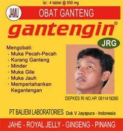 gantengin